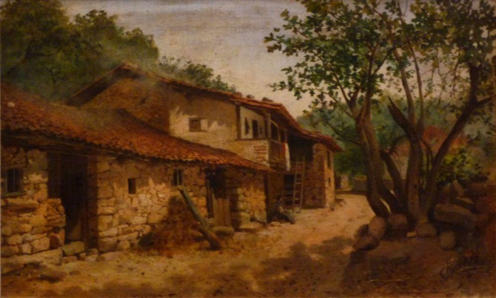 Tuttifrutti telesforo fdez cuevas 1849 1934 - Pintores en asturias ...