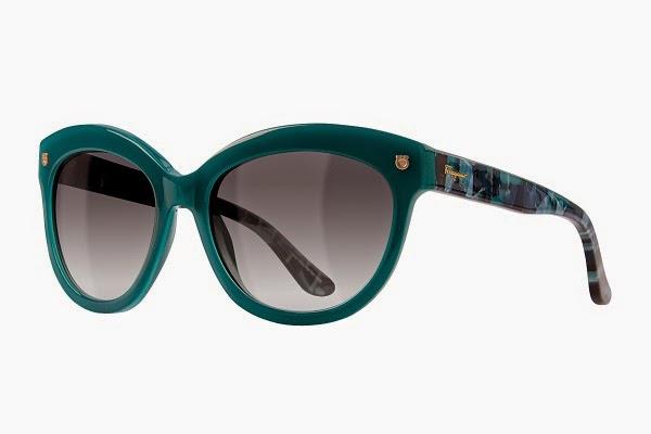 cfa57e70938 mylifestylenews  Salvatore Ferragamo Eyewear   New 2014 Collection
