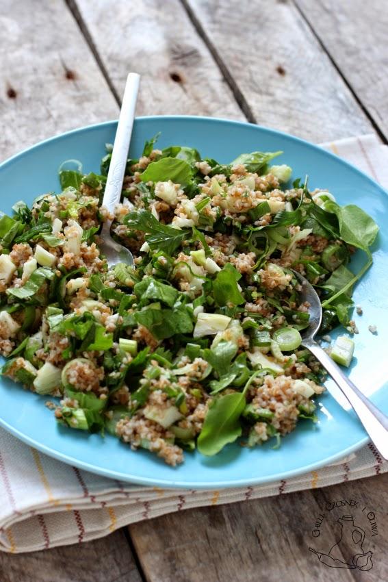 salatka z bulguru