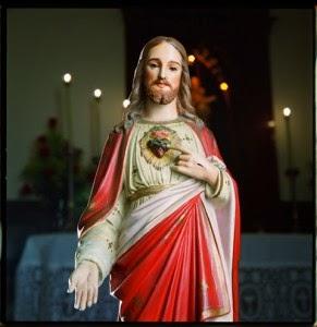 Festejando o Sagrado Coração de Jesus