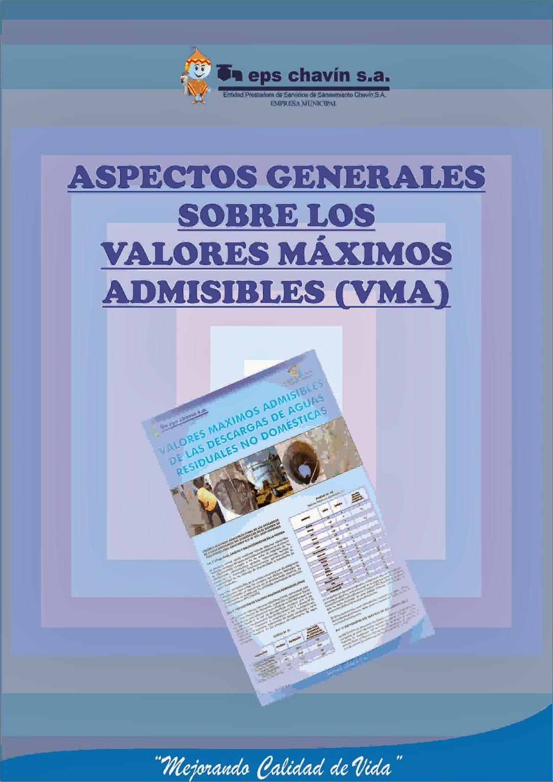 Aspectos Generales VMA