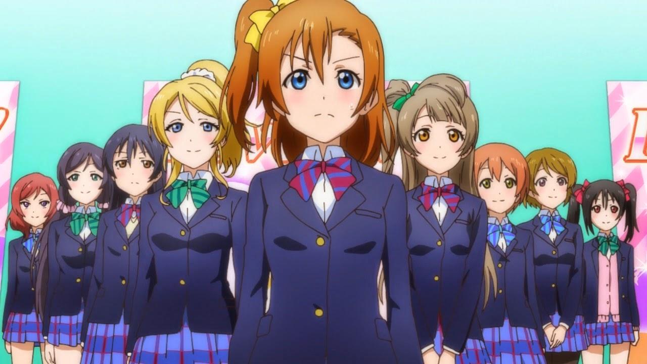 hanners anime blog love live school idol project season 2