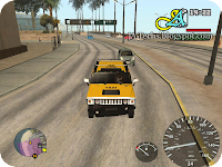 Grand Theft Auto San Andreas Extreme Edition 2011 Screenshot 1