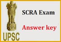 SCRA Answer Key