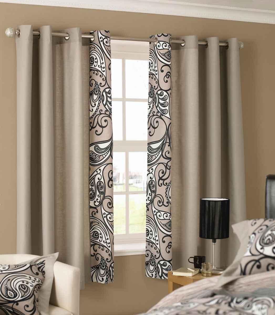 Cortinas cortas free cortinas with cortinas cortas for Cortinas cortas salon