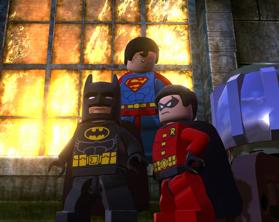 Review lego batman 2 dc super heroes on the nintendo wii