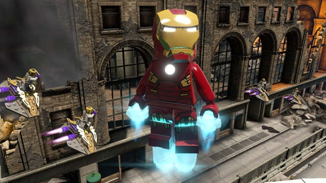 LEGO MARVELs Avengers PC Full Español