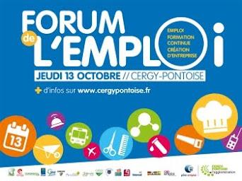 Visiter notre stand au forum de l'emploi, de la formation continue et de la création d'entreprise