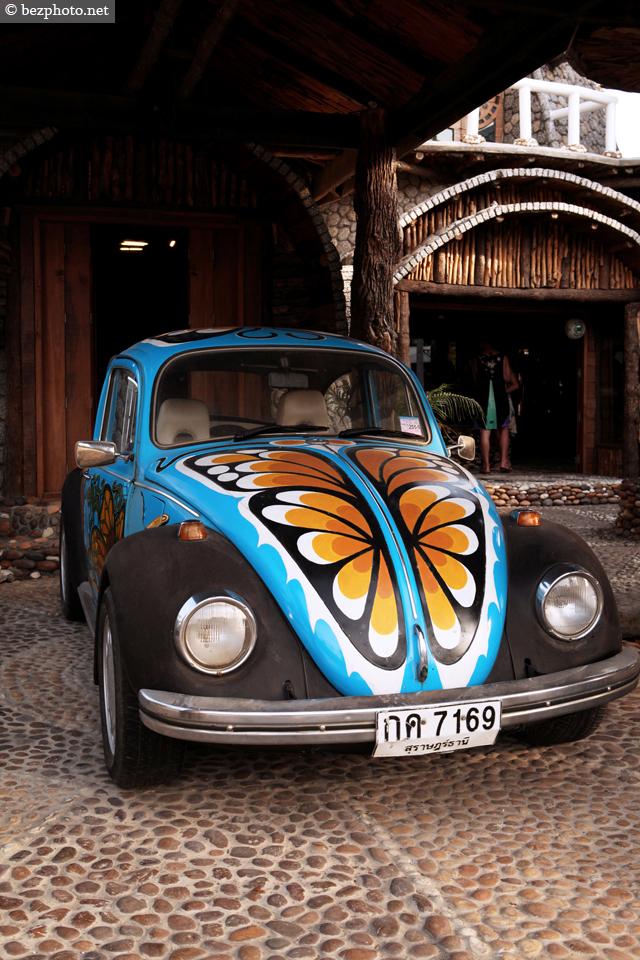 необычные машины мира фото