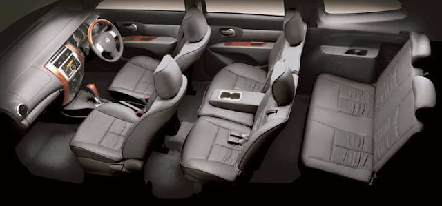 Interior all new grang livina 1.8