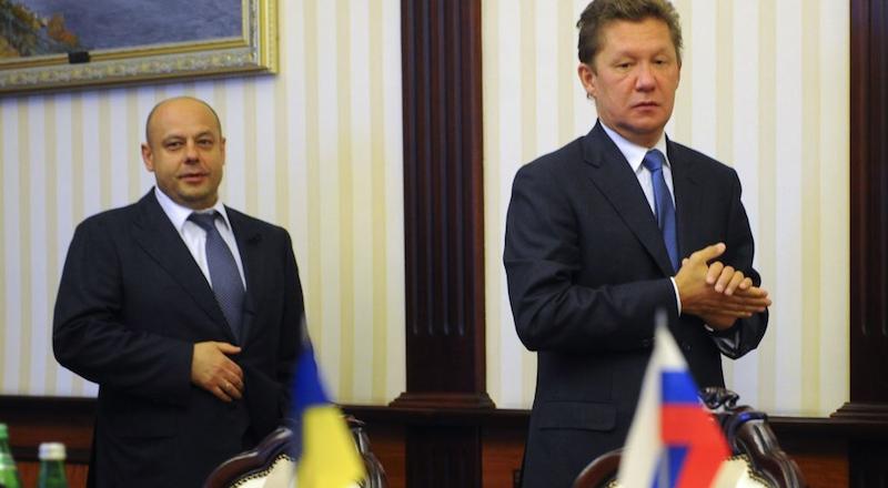 Правительство Украины пытается закрыть зияющую дыру в газовом балансе даже путем заключения временных соглашений с Газпромом.