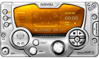 Goodbye Winamp