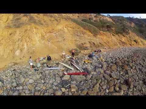 lunada bay surfer attacks drone