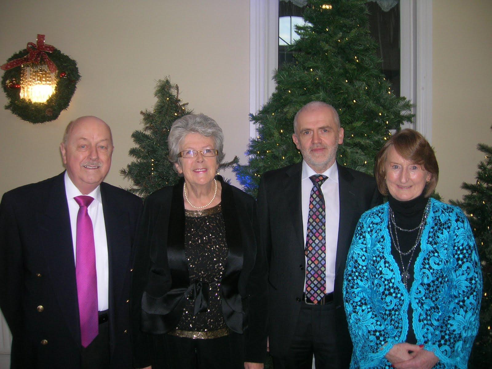 Denis, Mary, Billy and Mary Howley