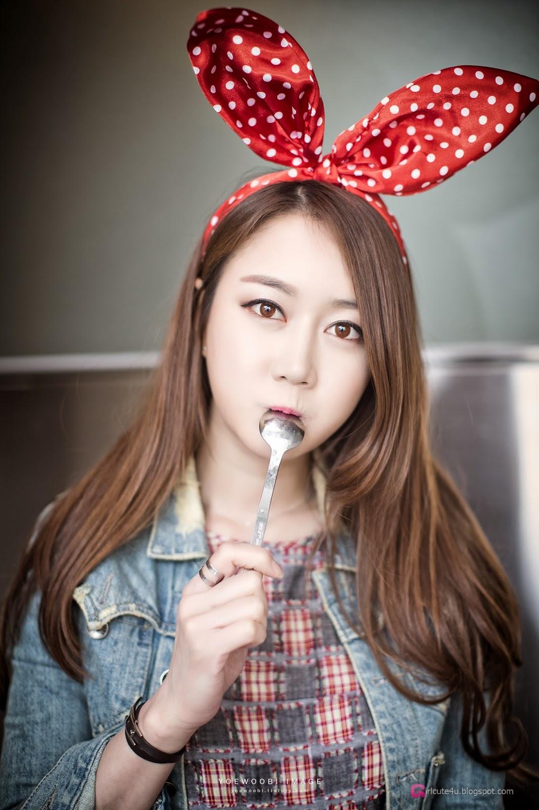 2 Han Chae Yee - IN-N-OUT - very cute asian girl-girlcute4u.blogspot.com
