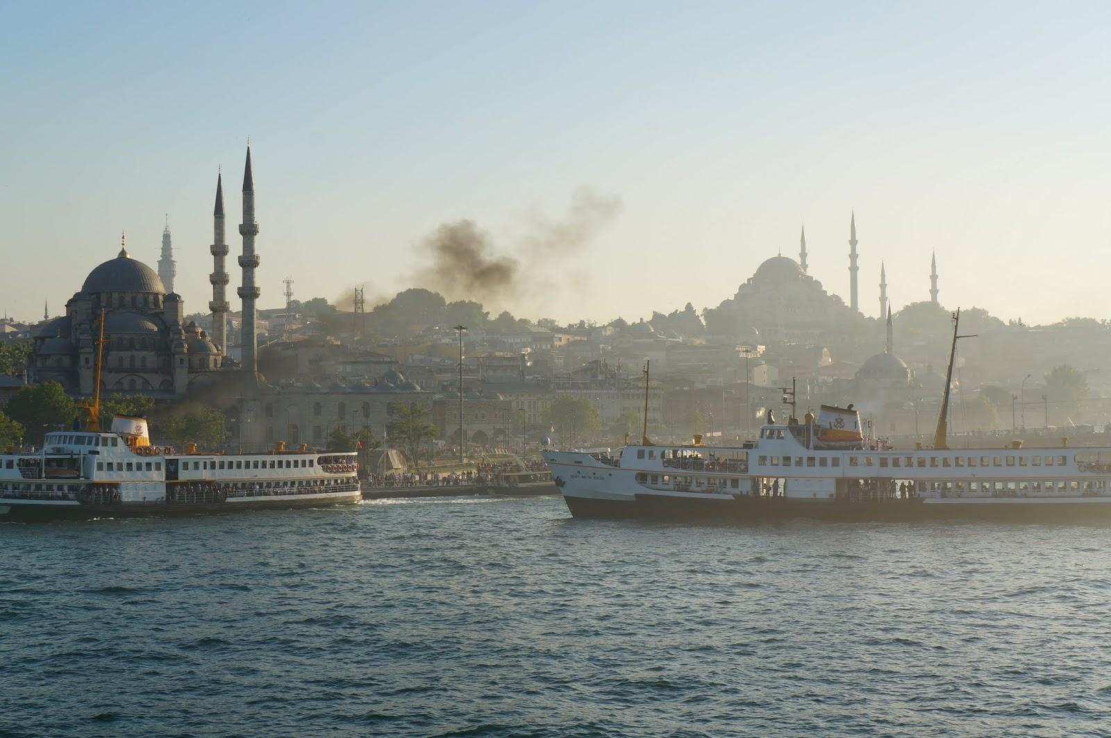 istanbul jour 4 mosqu e bleue et croisi re sur le bosphore