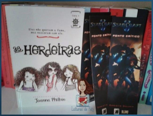 As Herdeiras - Editora Galera Record