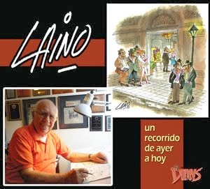 """Libro """"LAINO. Un recorrido de ayer a hoy""""."""