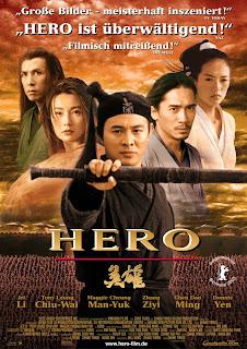 Hero / Héroe / Ying Xiong Poster