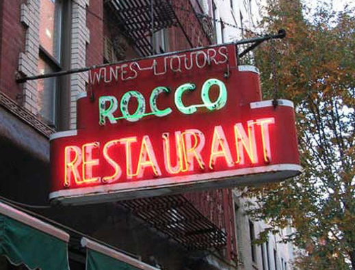 ROCCO'S Old School New York Italian