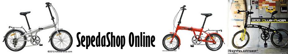 SepedaShop Online