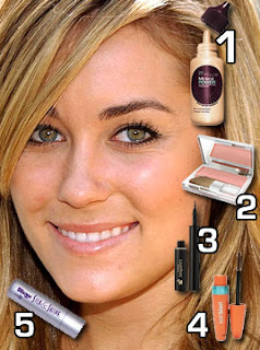 Step By Step Make Up Application