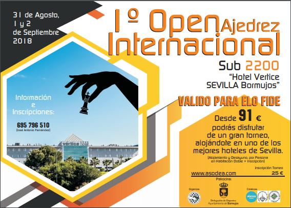 I Open Internacional Hotel Vértice