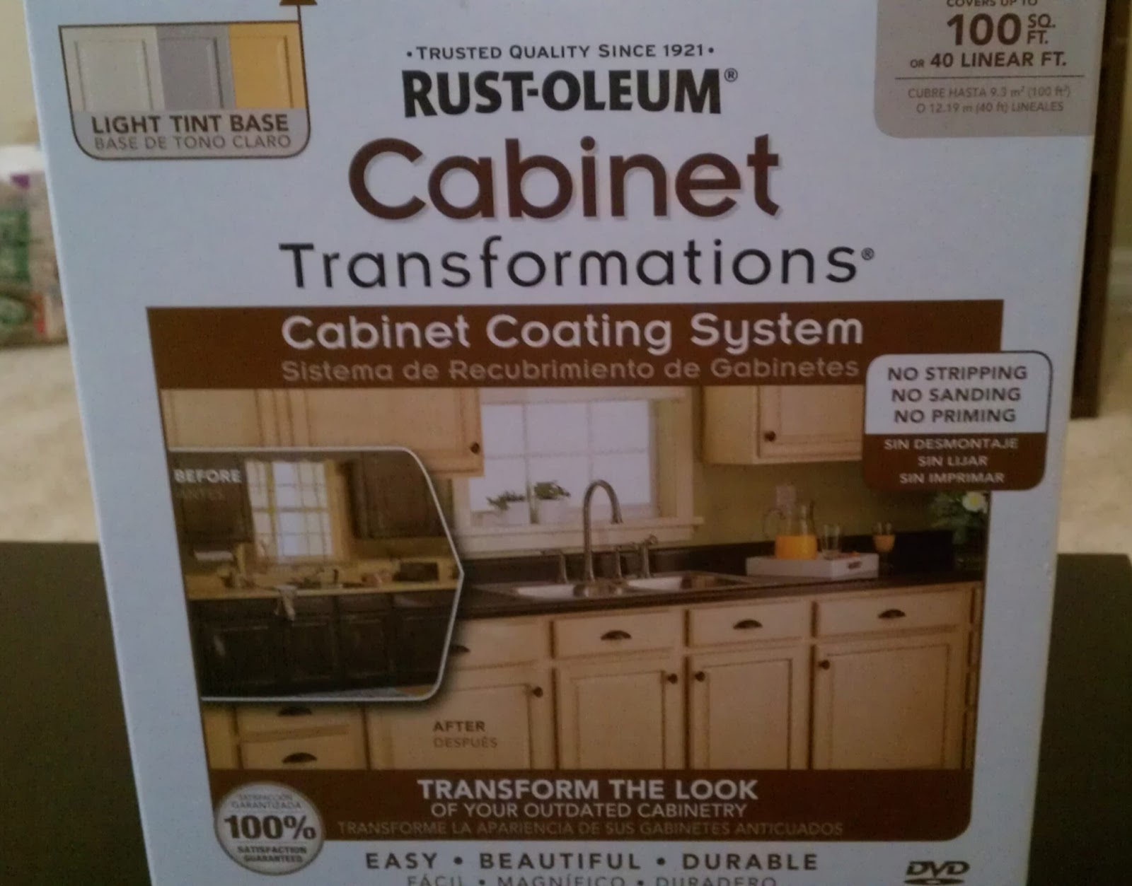RustOleum CabiTransformations