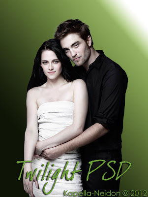 twilight psd
