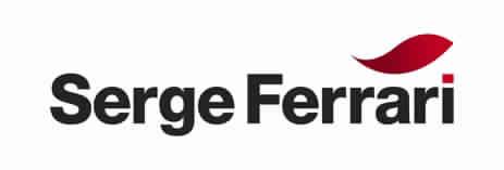 kami menggunakan bahan membran kelas dunia seperti serge ferrari dan heytex