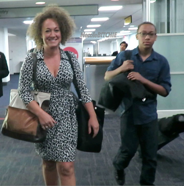 Rachel Dolezal Deserves To Be World-Widely Known. She's A Hero, say son