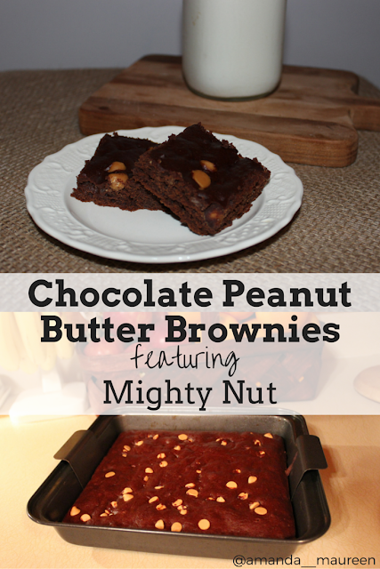 Eat Mighty, Giveaway, Mighty Nut, Powdered Peanut Butter, Recipe