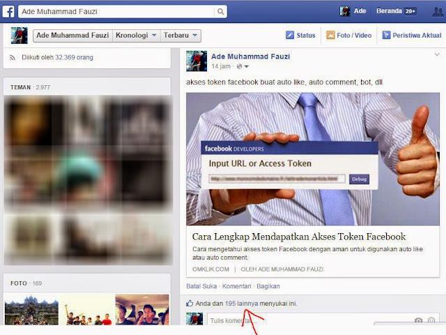 facebook auto like. likelo.com
