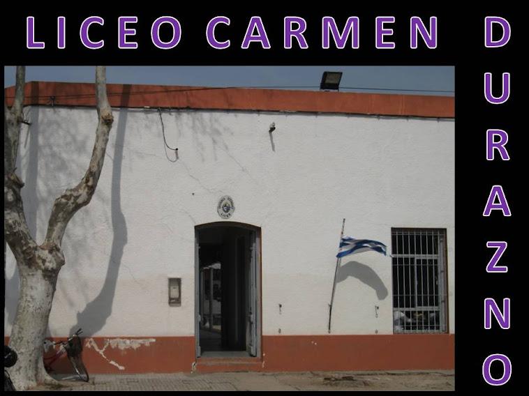 LICEO CARMEN