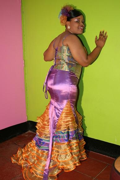 Fashion for big size ladies 4