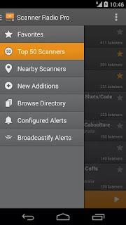Scanner Radio Pro v5.2.1