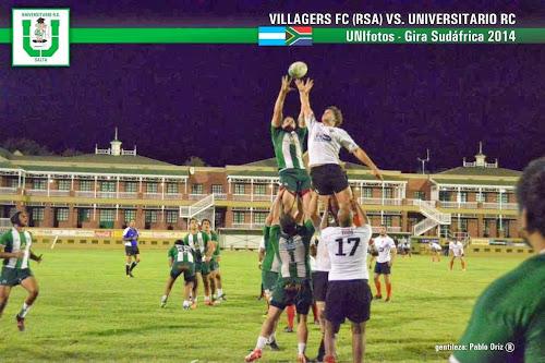 Universitario de Salta vs Villager FC