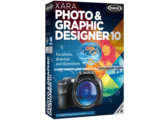Xara Photo & Graphic Designer 10.1.1.34966 Final [Programa ...