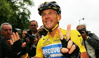 Lance Armstrong - Doping
