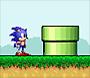 Sonic no mundo do Mario