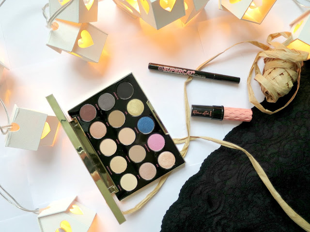 Festive Christmas Makeup Beauty Party Urban Decay Soap and Glory Benefit