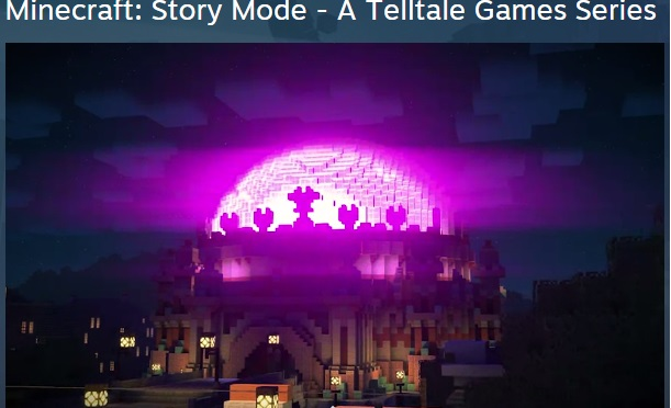 download-Minecraft-story-mode