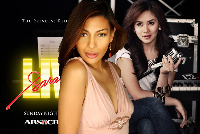 Sarah vs Lani Misalucha on Sarah G Live! this October 7
