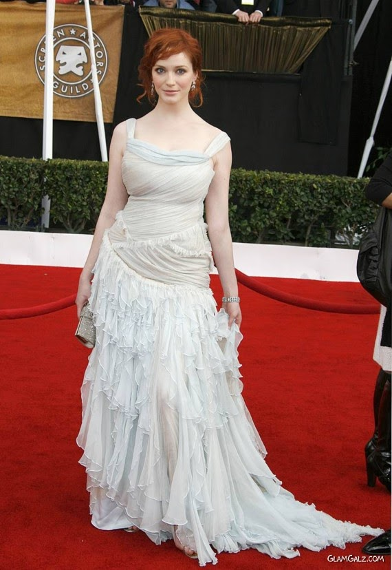 American Actress Christina Hendricks