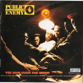 Public Enemy - Yo! Bum Rush The Show (1987) Flac