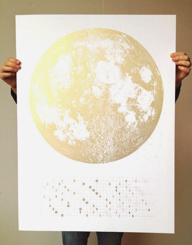 The Moon Phases Calendar