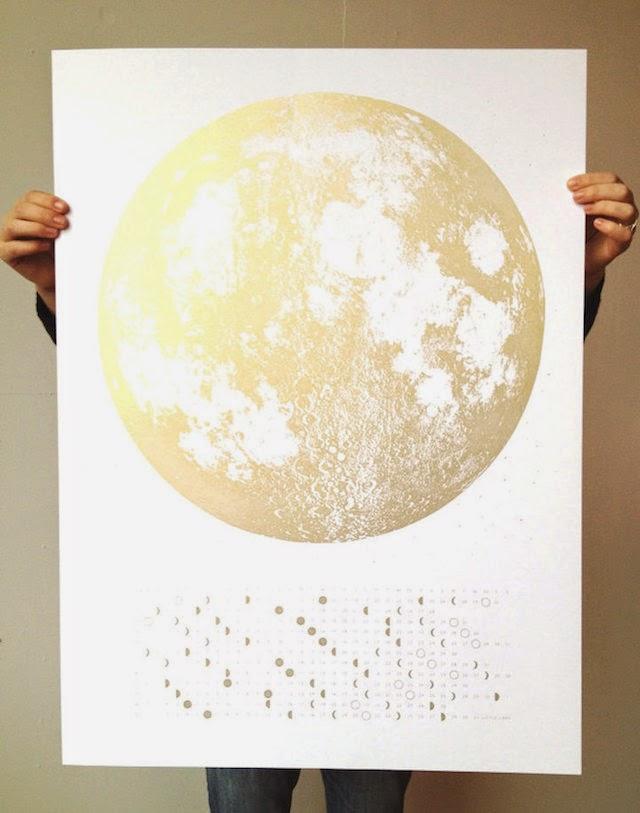 The Moon Phases Calendar