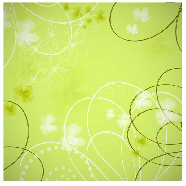 Free Vector Floral 06 Background