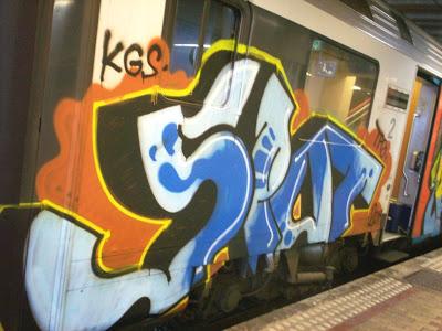 SPUT TPG KGS graffiti