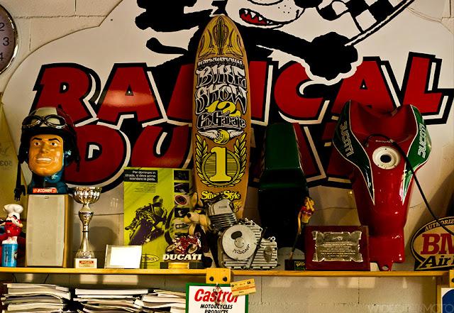 Radical Ducati Madrid